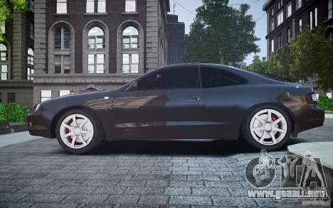 Toyota Celica GT-FOUR para GTA 4 left
