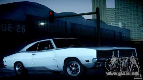 Direct B 2012 v1.1 para GTA San Andreas novena de pantalla