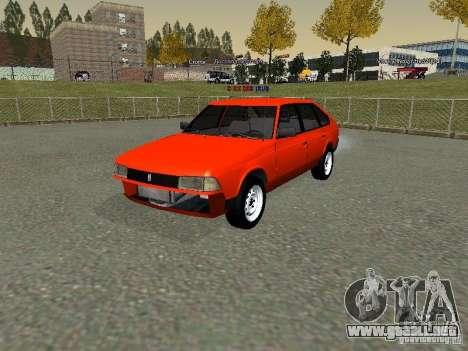 45 AZLK-2141 Svyatogor para GTA San Andreas