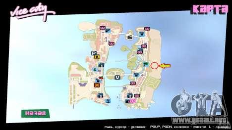 Vice City Beach-Park para GTA Vice City sucesivamente de pantalla