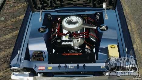 Ford Thunderbird Light Custom 1964-1965 v1.0 para GTA 4 vista lateral