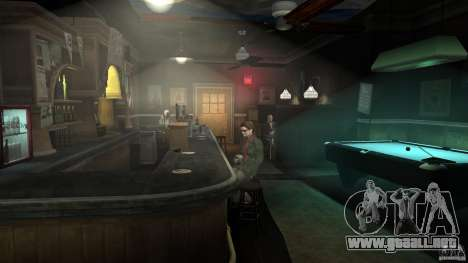 Break on Through beta MOD para GTA 4 quinta pantalla