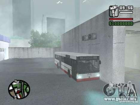 MAN SL 202 para la visión correcta GTA San Andreas