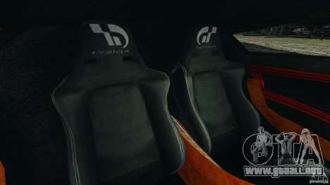 Citroen GT v1.2 para GTA 4 vista interior