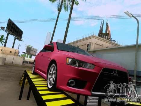 Auto Estokada v1.0 para GTA San Andreas sucesivamente de pantalla