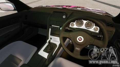 Nissan Skyline GT-R NISMO S-tune para GTA 4 visión correcta