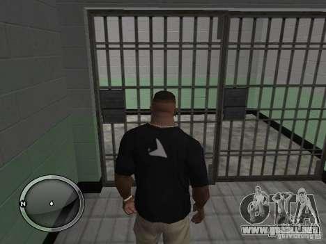 La detención del violador-3 para GTA San Andreas