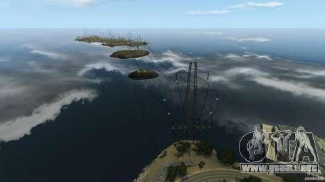 The Loggers Point para GTA 4 segundos de pantalla