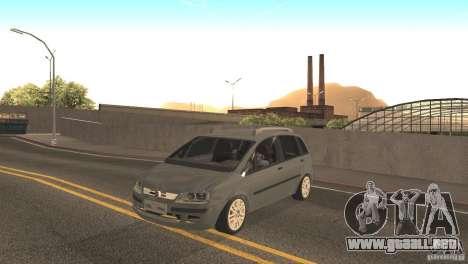 Fiat Idea HLX para GTA San Andreas
