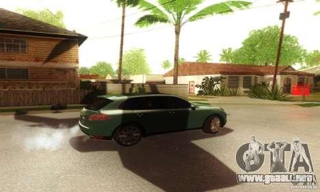 iPrend ENBSeries v1.1 BETA para GTA San Andreas quinta pantalla