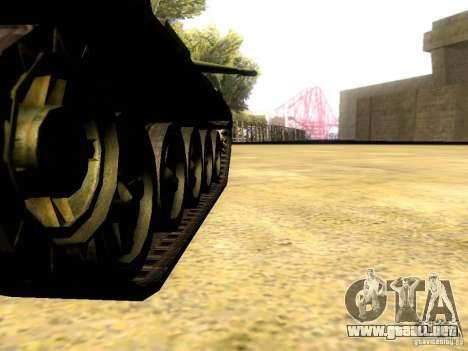 Type 59 V2 para visión interna GTA San Andreas