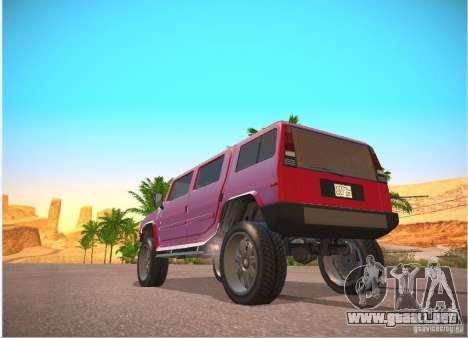 Patriota de GTA 4 para la visión correcta GTA San Andreas