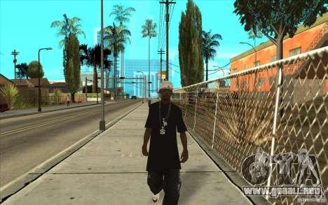 The Ballas Gang [CKIN PACK] para GTA San Andreas segunda pantalla