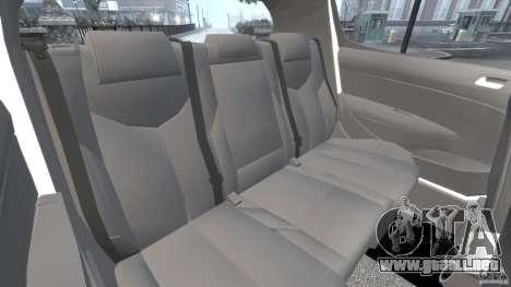 Peugeot 308 GTi 2011 v1.1 para GTA 4 vista lateral