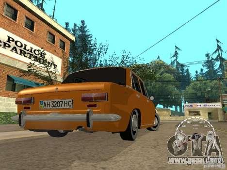 VAZ 2101 restaurado para GTA San Andreas left