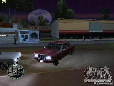 GTA IV  San andreas BETA para GTA San Andreas undécima de pantalla