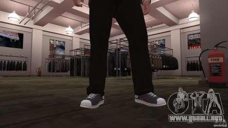 Converse Allstars para GTA 4 segundos de pantalla