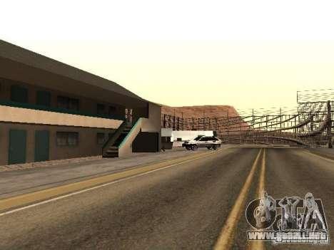 Prison Mod para GTA San Andreas sucesivamente de pantalla