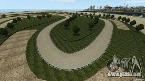 Dakota Raceway [HD] Retexture para GTA 4