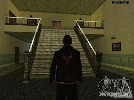 Winter bmyst para GTA San Andreas tercera pantalla