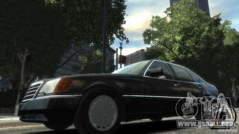 Mercedes-Benz 600SEL wheel2 non-tinted para GTA 4 left