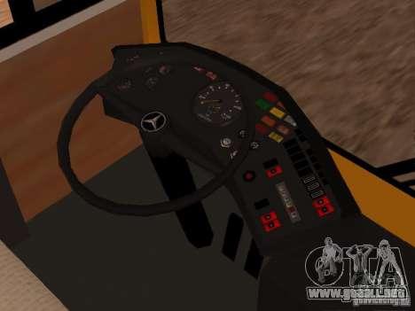 Mercedes-Benz O305 para la visión correcta GTA San Andreas
