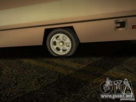 Journey para GTA San Andreas vista hacia atrás