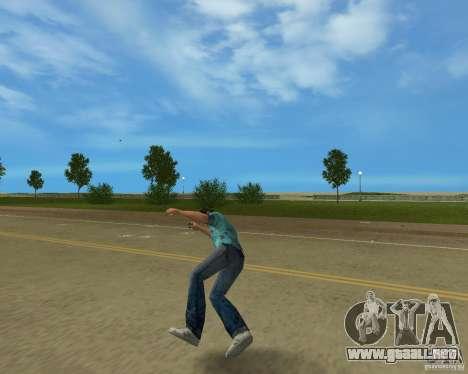 Animación de TLAD para GTA Vice City novena de pantalla