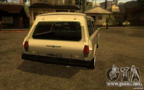 Volga GAZ 311021 para GTA San Andreas left