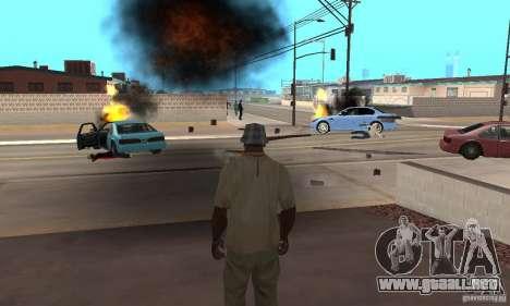 Hot adrenaline effects v1.0 para GTA San Andreas sexta pantalla