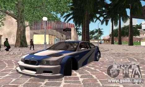 New Groove by hanan2106 para GTA San Andreas segunda pantalla