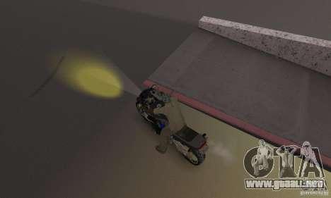 Faros amarillos para GTA San Andreas tercera pantalla
