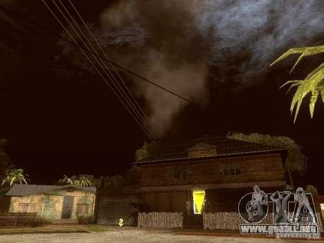 Atomic Bomb para GTA San Andreas sexta pantalla