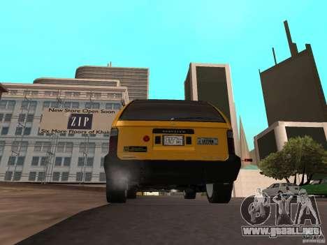 Taxista de GTA 4 para GTA San Andreas left