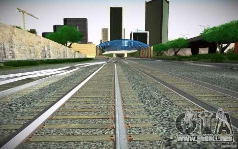 Pistas de HD para GTA San Andreas sexta pantalla