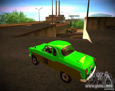 Moskvitch 407G para GTA San Andreas left