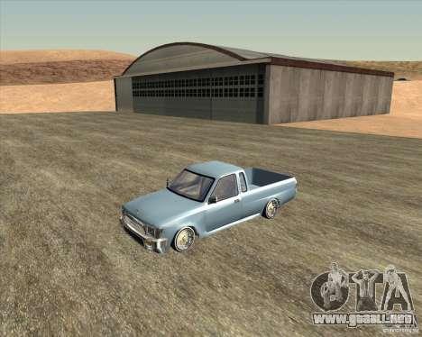 Toyota Hilux Surf Tuned para GTA San Andreas