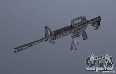 Grims weapon pack2 para GTA San Andreas quinta pantalla