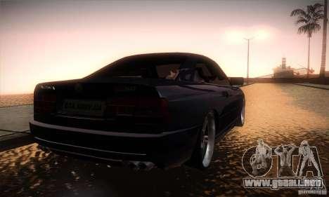 BMW Alpina B12 850i para la visión correcta GTA San Andreas