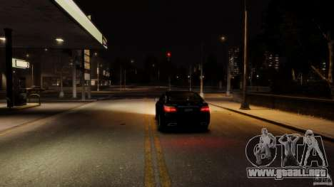 Special ENB Series By batter para GTA 4 décima de pantalla