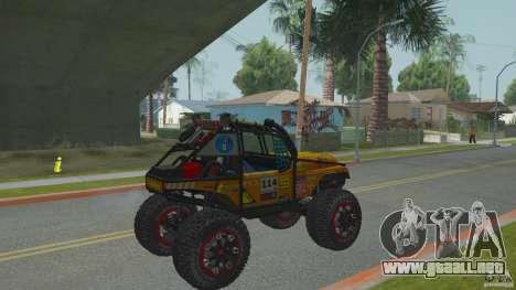 Jeep CJ-7 4X4 para GTA San Andreas