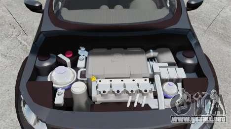 Volkswagen Saveiro Cross Edit para GTA 4 vista lateral