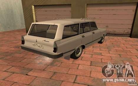 AZLK 2137SL para GTA San Andreas left