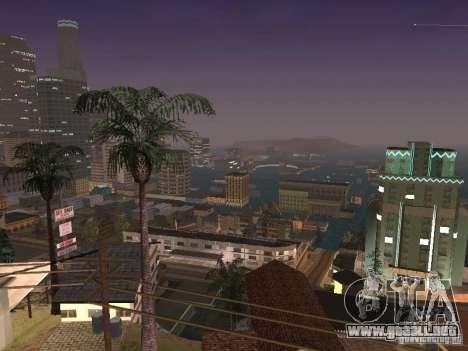 Inundación para GTA San Andreas