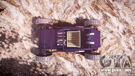 Buggy beta para GTA 4 visión correcta