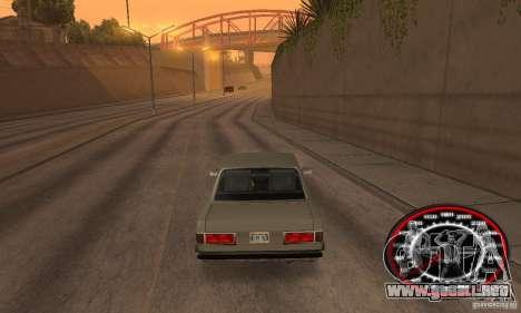 Speedo Skinpack FLAMES para GTA San Andreas tercera pantalla