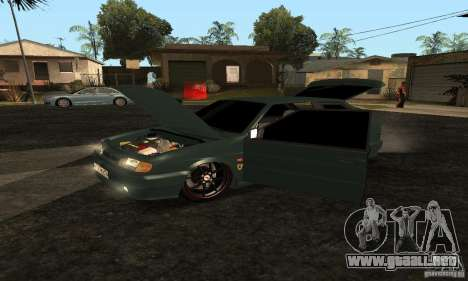 Ferrari 2113 VAZ para la visión correcta GTA San Andreas