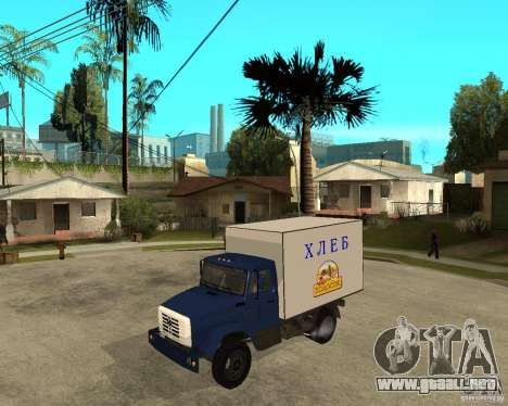 ZIL-433362 Extra Pack 2 para GTA San Andreas left