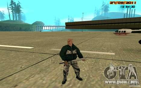 SkinHeads Pack para GTA San Andreas tercera pantalla