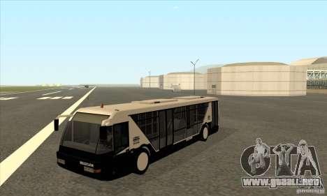 Neoplan Airport bus SA para GTA San Andreas
